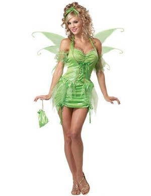 Tinkerbell Fairy Sexy Women's Costume