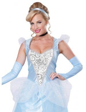 Classic Cinderella Women's Fairytale Costume