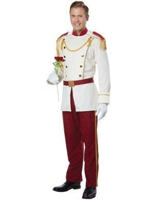 Storybook Men's Fairytale Prince Charming Costume Main Image