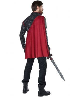 Storybook Huntsman Dark Prince Fairytale Men's Costume