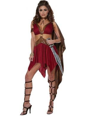 Warrior Goddess Deluxe Sexy Women's Costume