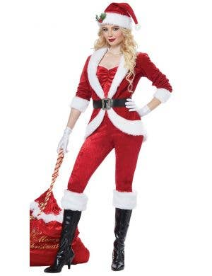 Sassy Santa Sexy Women's Christmas Costume