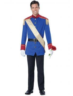 Men's Fairytale Prince Charming Costume Main Image