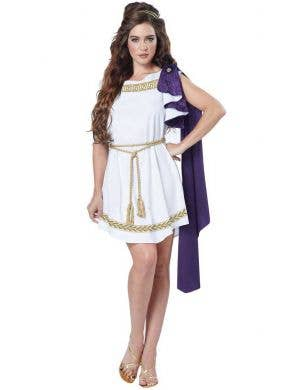 Women's Ancient Goddess Toga Costume