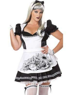 Dark Alice Sexy Plus Size Women's Halloween Costume