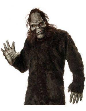 Big Foot Men's Plus Size Halloween Costume