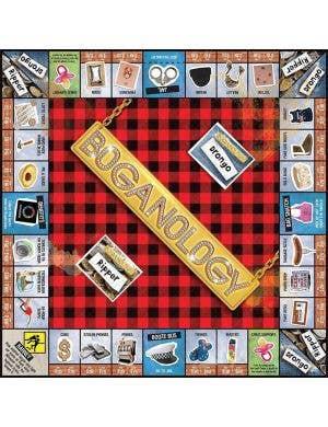 Boganology Aussie Funny Board Game
