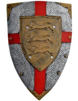 King Edward Medieval Deluxe Battle Shield