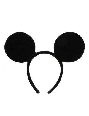 Mickey Mouse Black Costume Ears