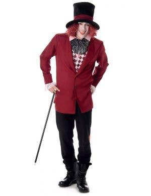 Willy Wonka Men's Fancy Dress Costume Main Image