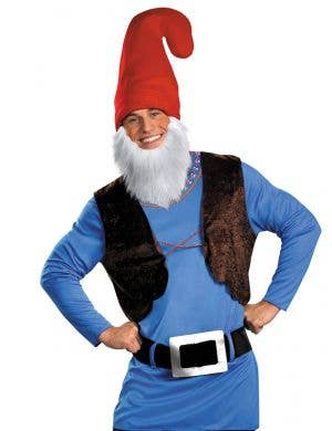 Papa Smurf Men's Dress Up Costume