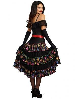 Lady of the Dead Deluxe Women's Sugar Skull Costume