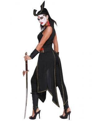 Japanese Samurai Warrior Women's Dress Up Costume