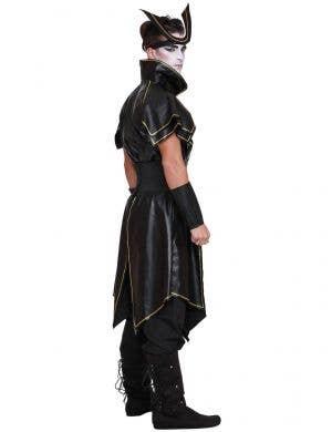 Japanese Samurai Warrior Deluxe Men's Fancy Dress Costume
