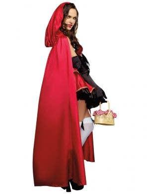 Little Red Riding Hood Women's Sexy Dress Up Costume