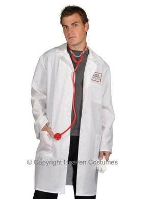 Dr. Feelgood Men's Doctor Fancy Dress Costume