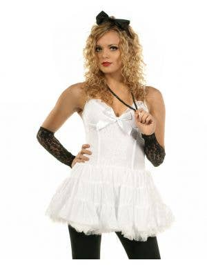 80's Material Girl Sexy Women's Costume
