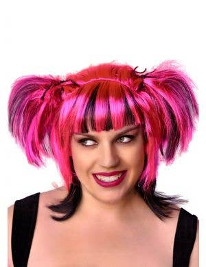 Candy Pink Cute Fairy Wig