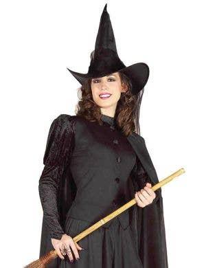 Classic Black Witch Women's Halloween Costume