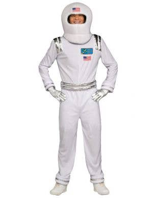 Space Astronaut Men's Fancy Dress Costume