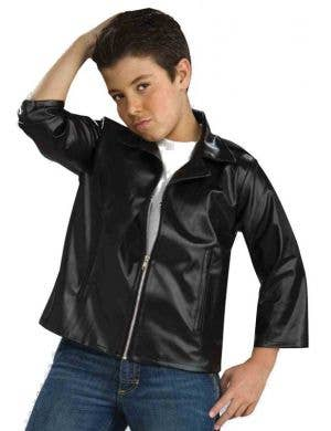 50's Greaser Boys Costume Jacket
