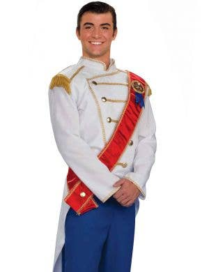 Prince Charming Men's Fairytale Dress Up Costume