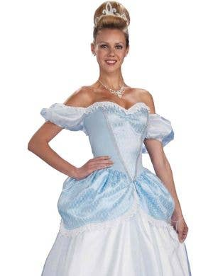 Storybook Women's Princess Cinderella Costume