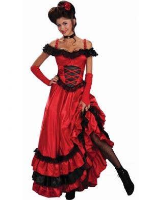 Saloon Sweetheart Women's Wild West Costume
