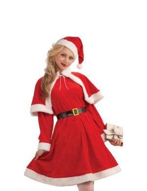 Miss Santa Women's Christmas Costume
