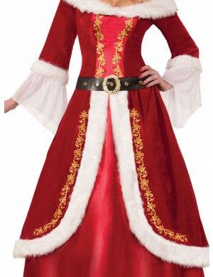 Mrs Claus Women's Deluxe Christmas Costume