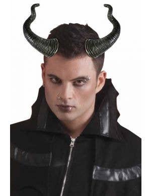Wicked Horns Deluxe Demon Accessory