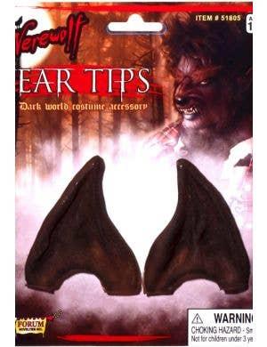 Latex Werewolf Ear Tips