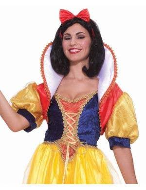 Golden Dreams Women's Snow White Costume