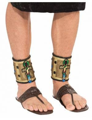Egyptian Pharaoh Deluxe Ankle Bands