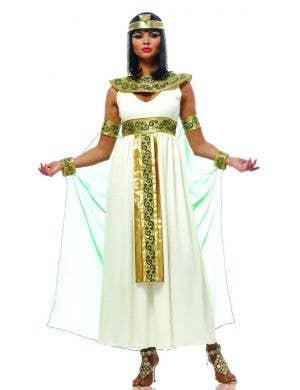 Egyptian Queen Cleopatra Women's Fancy Dress Costume