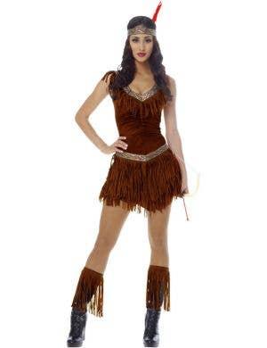 Native American Maid Women's Indian Costume