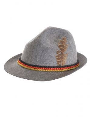 Marle Grey Adult's Oktoberfest Costume Hat