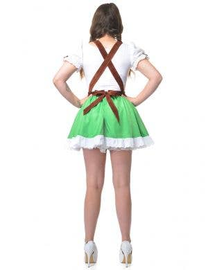 Cute German Beer Wench Women's Sexy Oktoberfest Costume