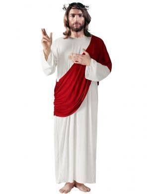 Jesus Christ Religious Robes Men's Dress Up Costume