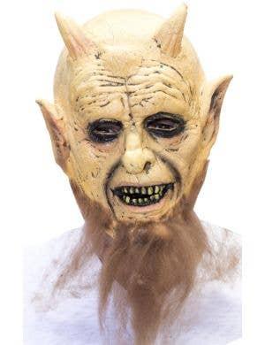 Hell's Gatekeeper Foam Latex Halloween Mask