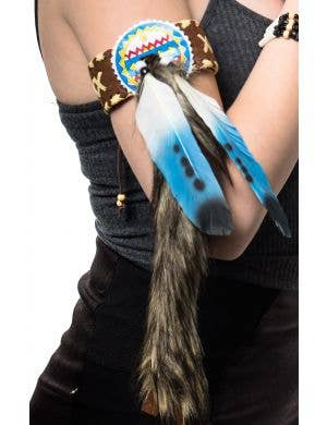 American Indian Deluxe Arm Cuff Costume Accessory