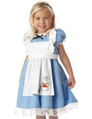 Alice in Wonderland Girl's Fairytale Costume