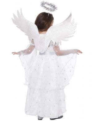 Starlight Angel Toddler Girls Christmas Costume
