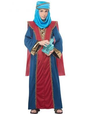 Balthasar Boy's Wise Men Biblical Christmas Costume