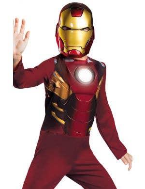 Avengers Iron Man Mark 7 Boy's Fancy Dress Costume