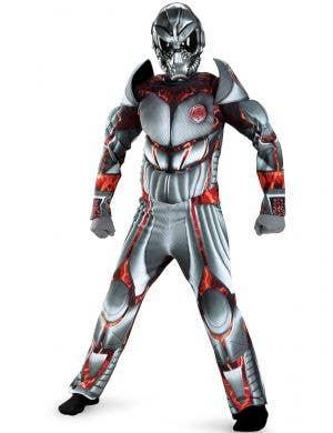 Boys Allien Warrior Costume - Main Image