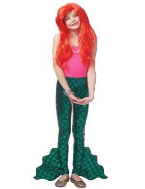 Under the Sea Girl's Mermaid Costume Pants
