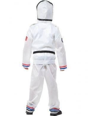 Space Explorer Boys Astronaut Fancy Dress Costume