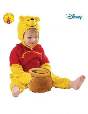 Winnie The Pooh Kids Disney Dress Up Costume Main Image