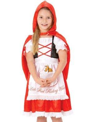 Little Red Riding Hood Girls Costume